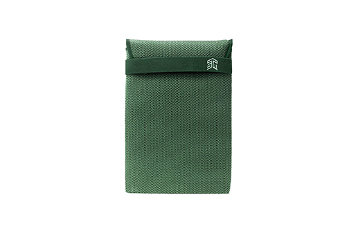 STM Knit Glove Sleeve for 13-Inch Laptop - Green (stm-114-180M-02)