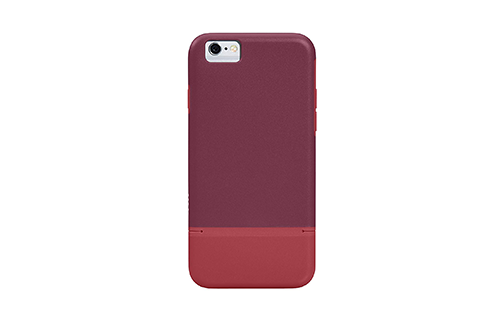 STM Harbour Protective Case for iPhone 6/6S - Dark Red (stm-322-082D-40)